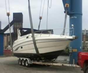 Boats We've Hauled - Great Lakes Boat Haulers